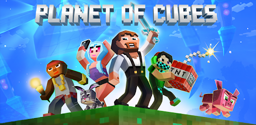 Planet of Cubes Survival Craft for PC