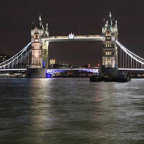 tower bridge, london by Davor Kapetan - City,  Street & Park  Street Scenes