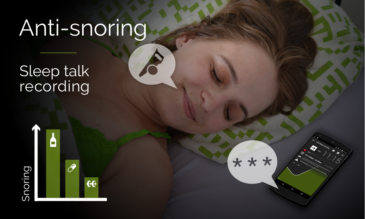 Sleep as Android: screenshot