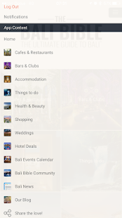 The Bali Bible - Travel Guide- screenshot thumbnail