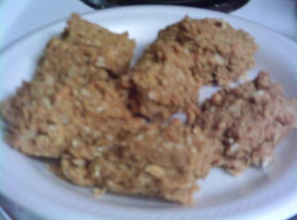 Grace's Crunchy Peanut Butter No Bakes Recipe