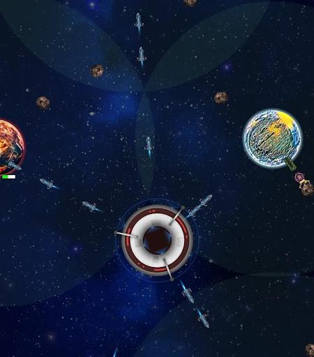 Idle Galactic Miner  captures d'écran 1