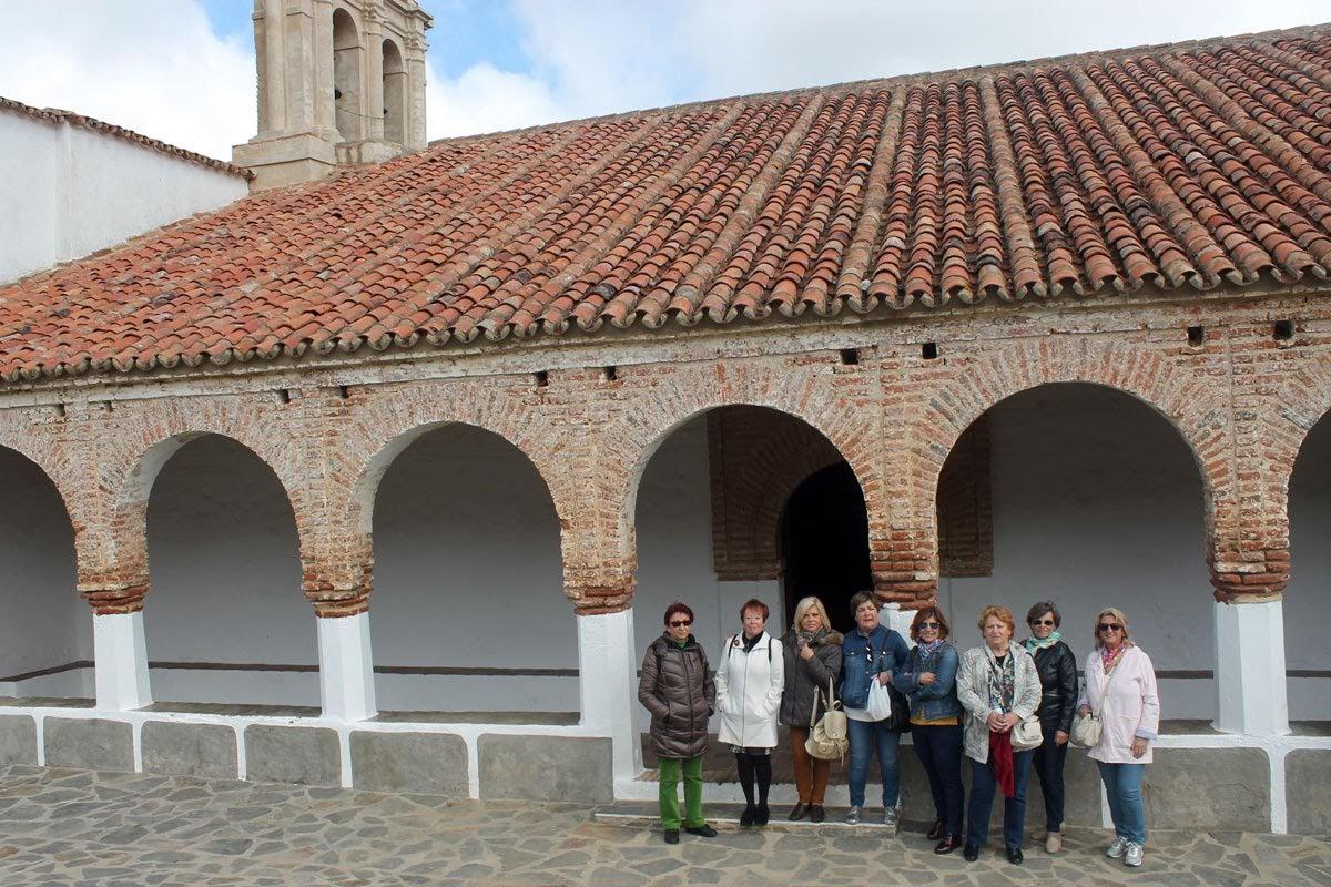 Viaje a Llerena y Fuente del Arco (Badajoz) (abril 2019)