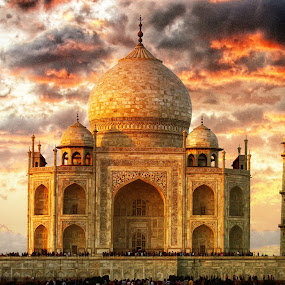 by Dipankar Bose - Buildings & Architecture Public & Historical