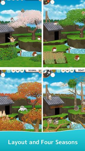 Tori Watch 2 - fluffy small birds - android2mod screenshots 4