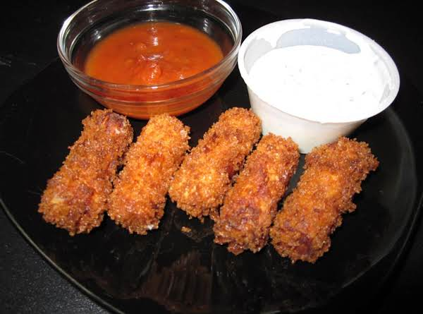 Panko Mozzarella Sticks Recipe