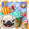 Icecream & Cake Factory: A cute clicker game! icon