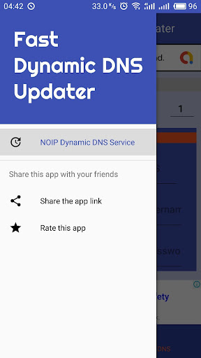 Fast Dynamic DNS Updater ss1