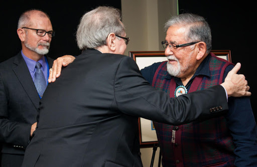 Illuminating the path: The nation's first Native dentist honored with lifetime achievement award