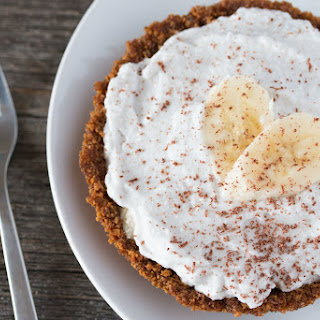 Banana Coconut Cream Pie →