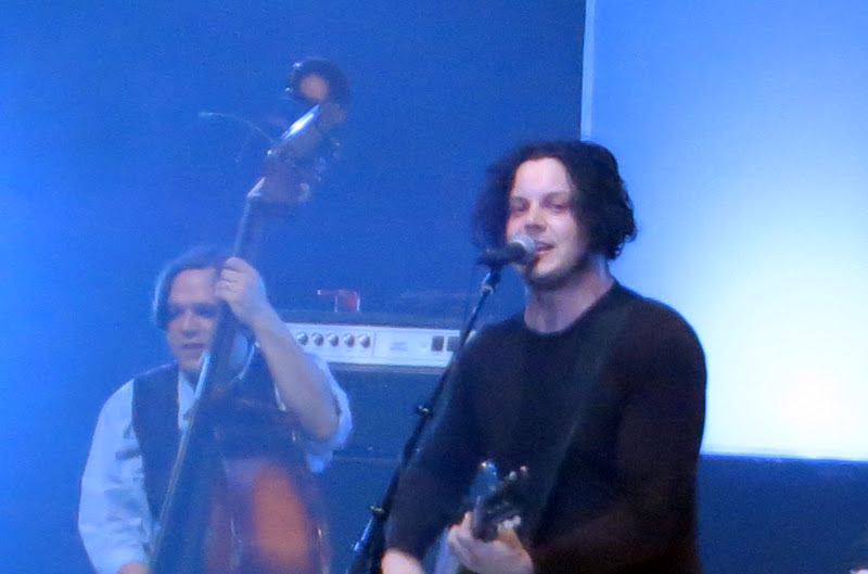 Photo: Jack White at The Wiltern Theater, Los Angeles May 30, 2012