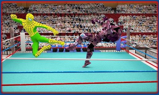 Monster Superhero Ring Battle - náhled