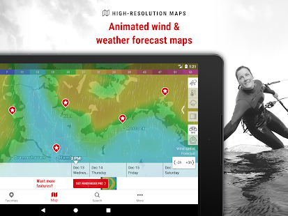 Windfinder – weather & wind forecast 7