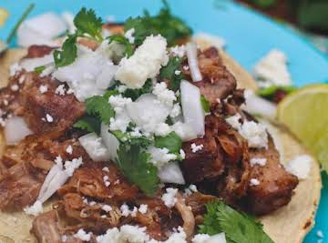 Mexican Street Tacos- Carnitas