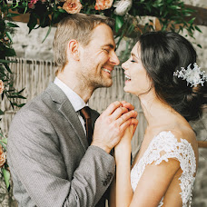 Wedding photographer Ekaterina Shemagonova (Magnolia). Photo of 10.10.2017