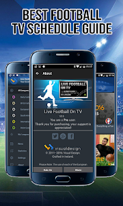 Live Football On TV (Guide) 2.0.7.5