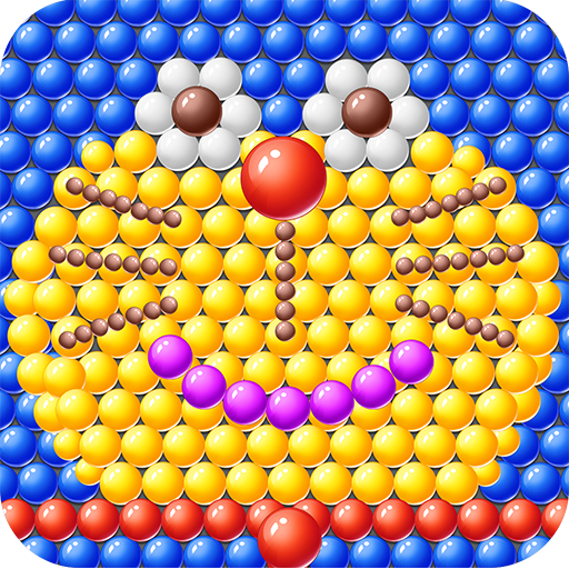 Bubble Shooter: Jungle Puzzle