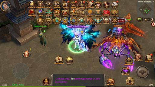 Mu Origin World - Revenge Awakening New MMORPG 7.60.80 screenshots 3