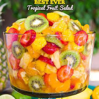 Italian Fruit Salad Recipes.