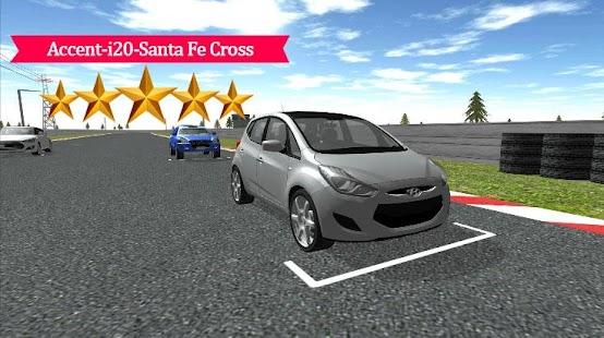 Accent-i20-Santa Cross Racing for PC-Windows 7,8,10 and Mac apk screenshot 4