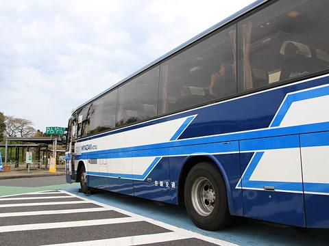 宮崎交通「はまゆう号」 ・921 霧島SAにて その5
