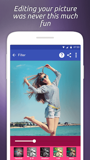 Photo Editor & Perfect Selfie 9.4 screenshots 6