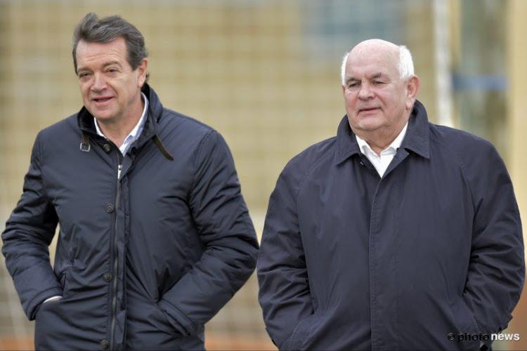 """Ivan De Witte spreekt ronduit over overname van KAA Gent, maar trekt ook zijn staart in: """"Misschien toch niet zo verstandig om samen met Louwagie te stoppen"""""""