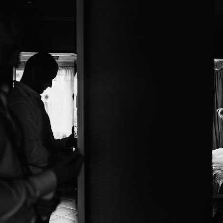 Wedding photographer Anton Ryazancev (rocker). Photo of 09.08.2017