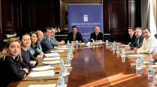 Diputación aprueba medio millón de euros en inversiones para Albanchez, Viator y Líjar