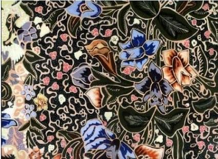 Batik Solo - náhled