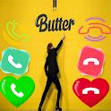 BTS Ringtones (방탄소년단) 'Butter'- Bts Caller Screen icon