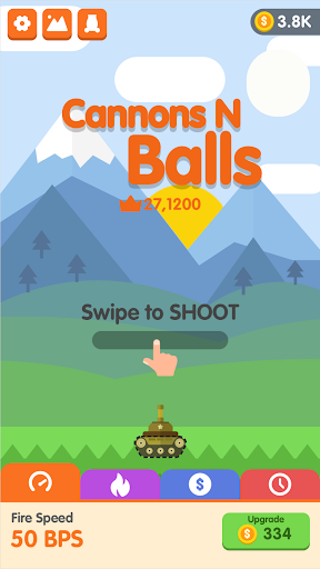 Cannons n Balls - Best Ball Blast Game - screenshot