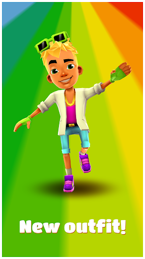 Subway Surfers screenshot 10