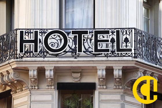 Vente hôtel