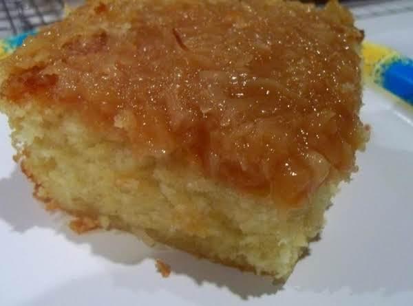 Lazy Daisy Cake / Vintage Recipe