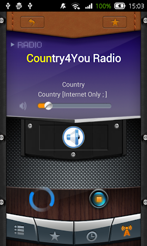 android Radio Norway Screenshot 0