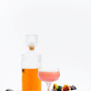 Fig & Bourbon Sour.