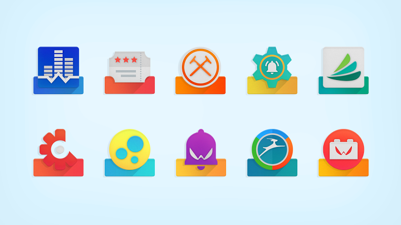 ELEV8 Icon Pack Screenshot 1