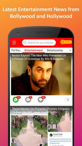 LopScoop-Latest&Breaking News,Hindi India News App 4.4.8 screenshots 1
