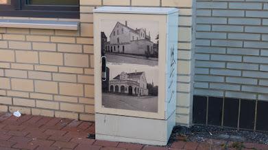 Photo: Kabelverteiler; Am Stadtbad