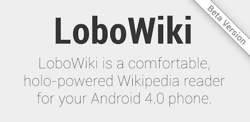 LoboWiki Reader for Wikipedia - Apps on Google Play