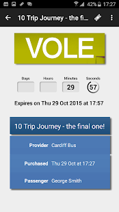 Cardiff Bus- screenshot thumbnail