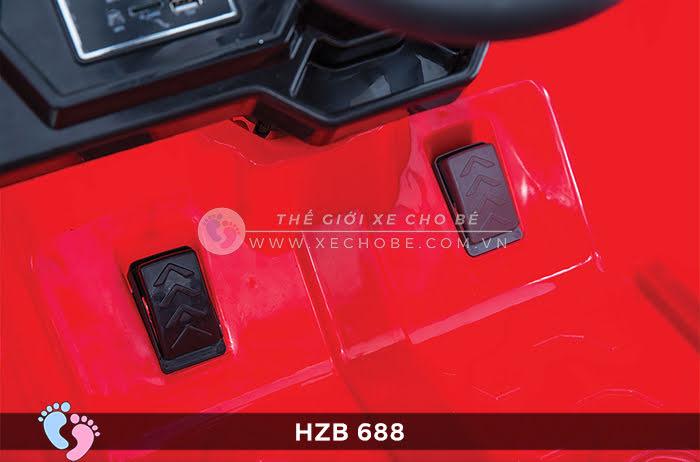 Xe ô tô điện cho bé Jeep HZB-688 15