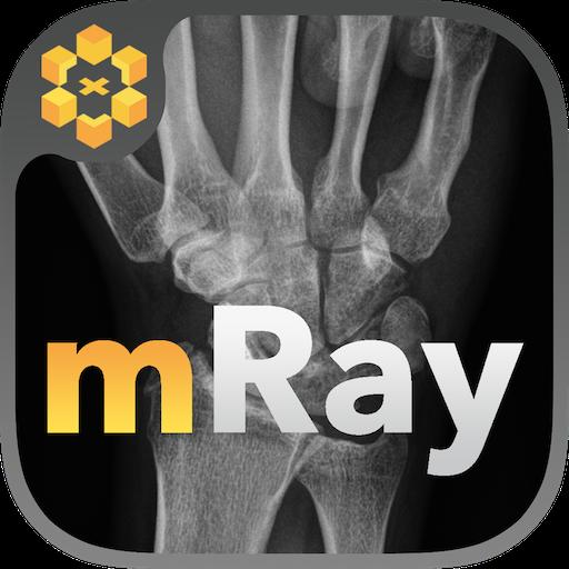mRay - DICOM Viewer 醫療 App LOGO-硬是要APP