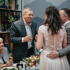 Wedding photographer Sofya Sivolap (sivolap). Photo of 04.05.2018