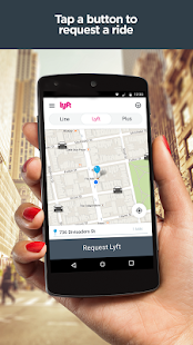 Lyft - Taxi & Bus Alternative - screenshot thumbnail
