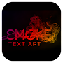 Smoke Text Art APK icon