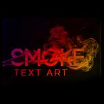Smoke Text Art 2.0