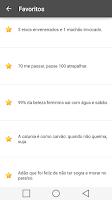 Screenshot of Frases de Caminhão