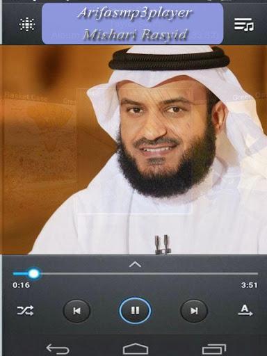 Mishary rashid alafasy video download.